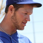 Pitcher Clayton Kershaw had his first loss of the season.