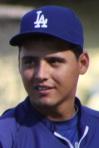Third baseman Luis Cruz