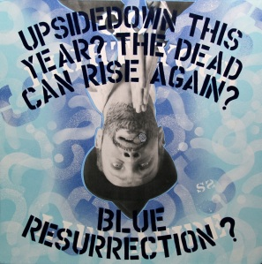 blue resurrection