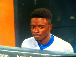 Dodgers shortstop Dee Gordon