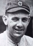 Cleveland Indians shortstop Ray Chapman