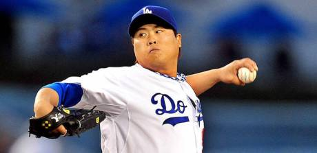 Dodger pitcher Hyun-Jin Ryu won the game on which all Korean eyes were focussed.