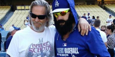 The Dude & The Beard