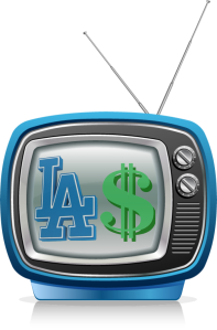 dodgers dollar sign