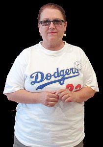 Wilson Dodger cutout